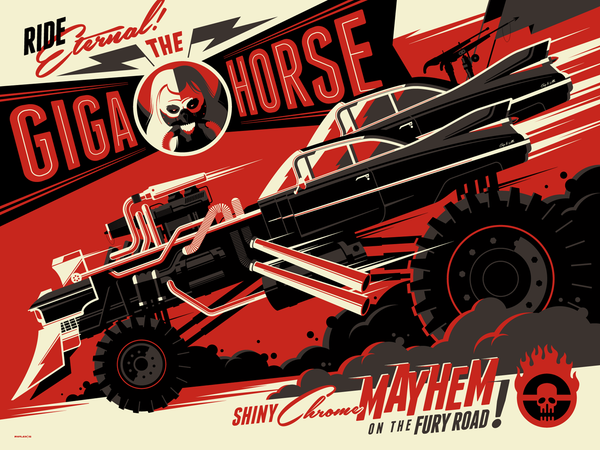 "Tom Whalen - ""The Gigahorse"""