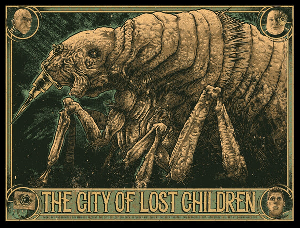 "Godmachine - ""City of Lost Children"""