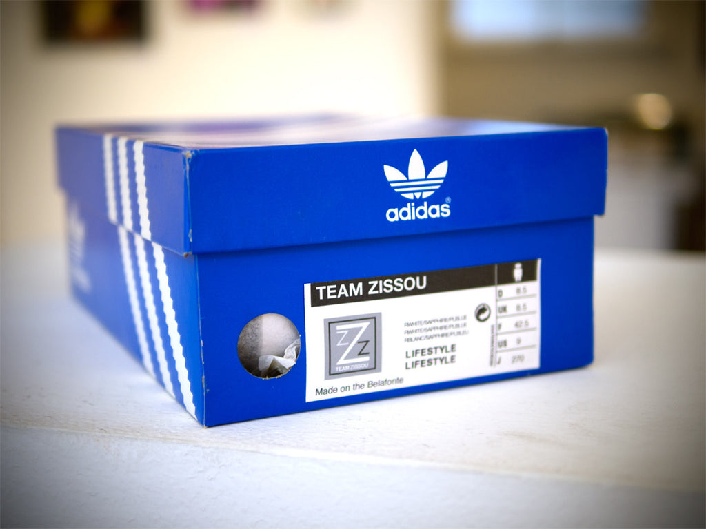 Custom made Team Zissou Adidas