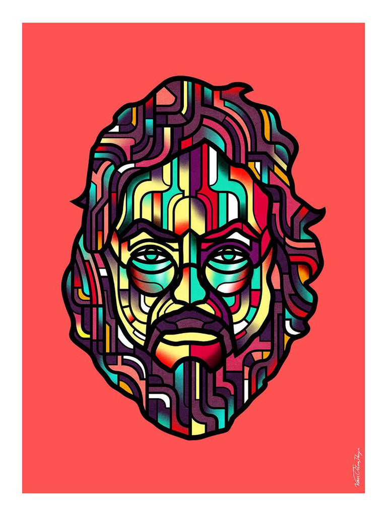 "Van Orton Design - ""Kubrick"" - Spoke Art"