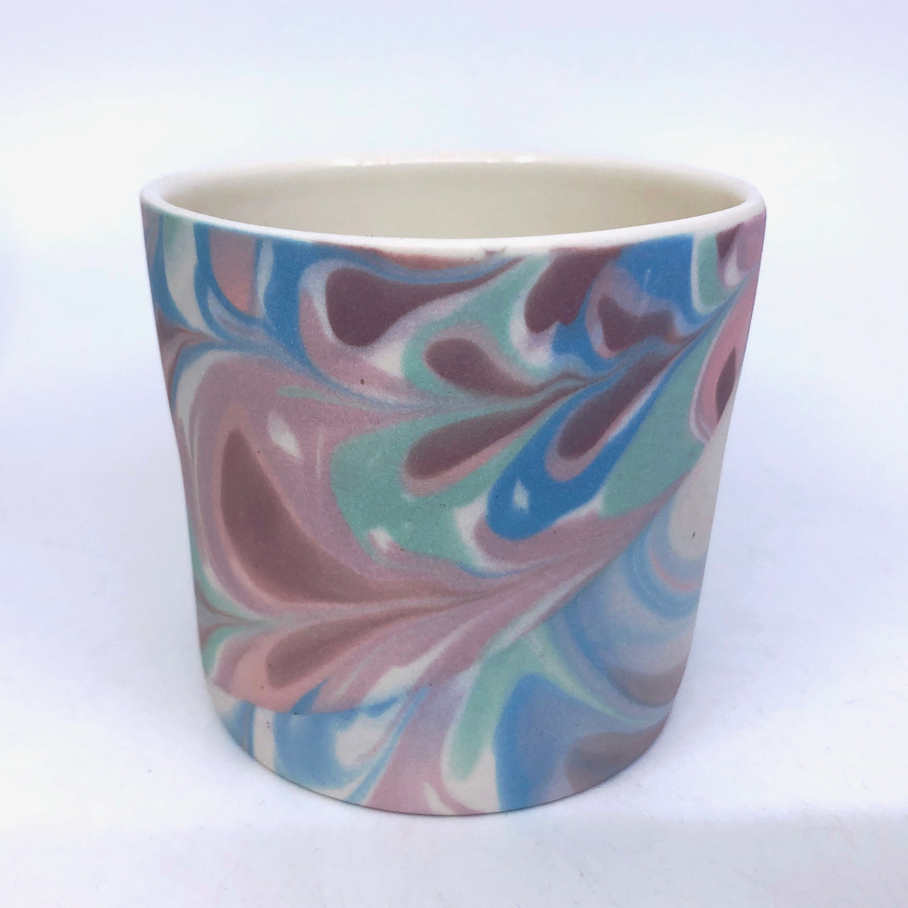 Unicorn Feathered Tumbler #2