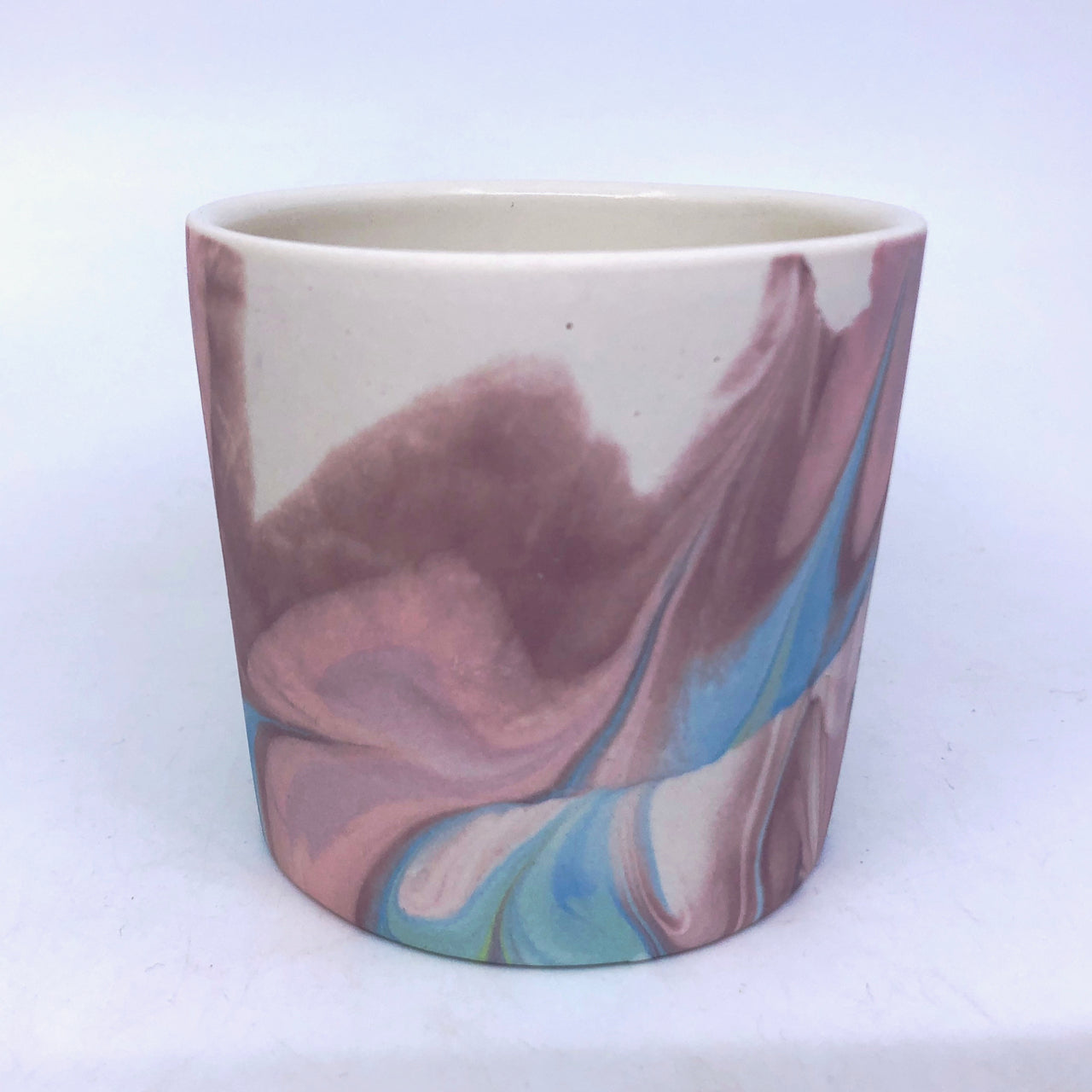 Unicorn Feathered Tumbler #1