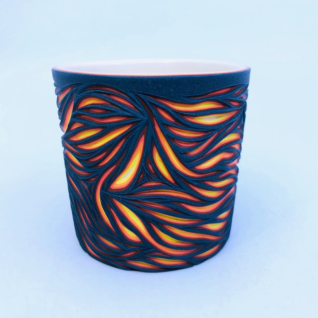 Intricate Lava Combo 6 Layer Tumbler