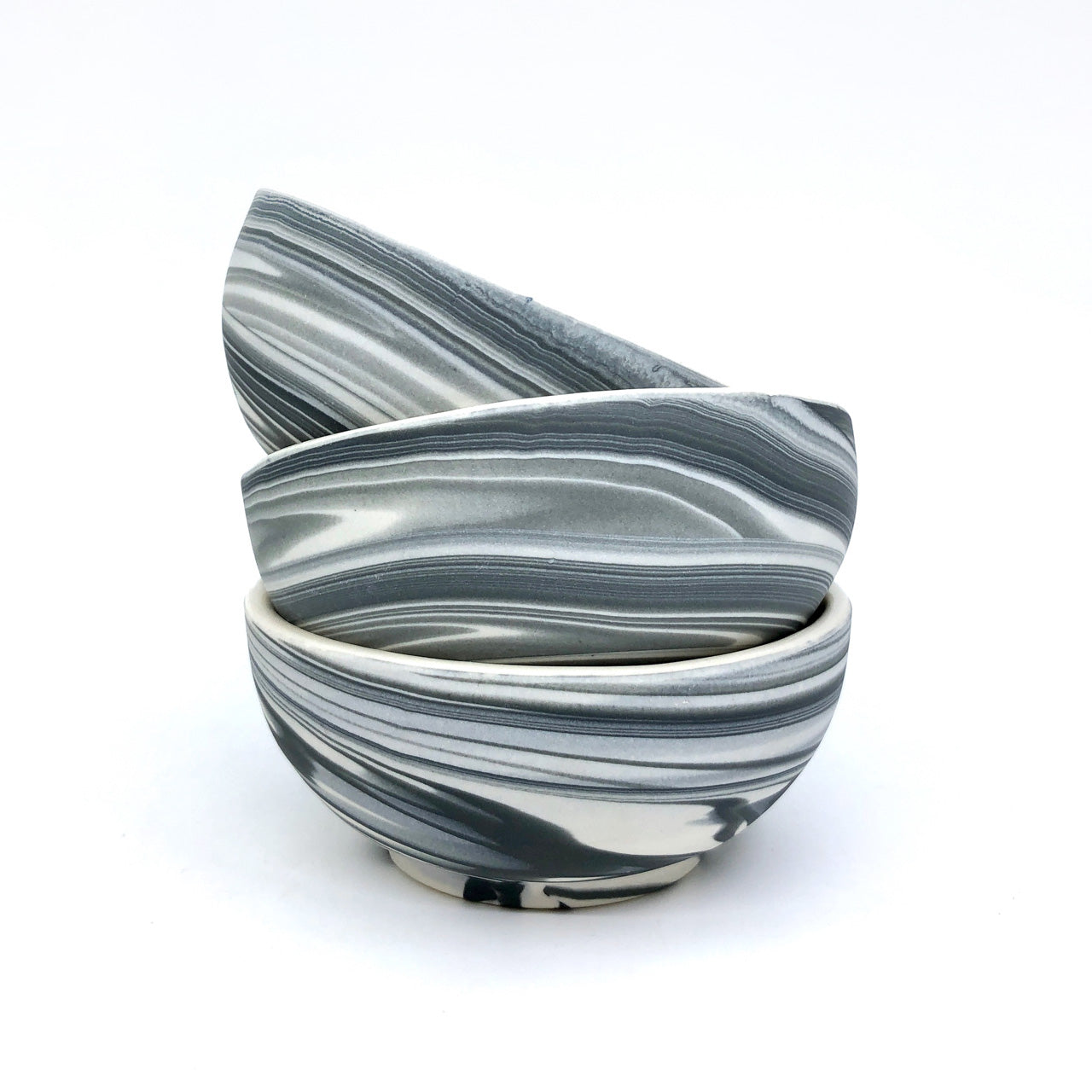Storm Strata Small Bowl
