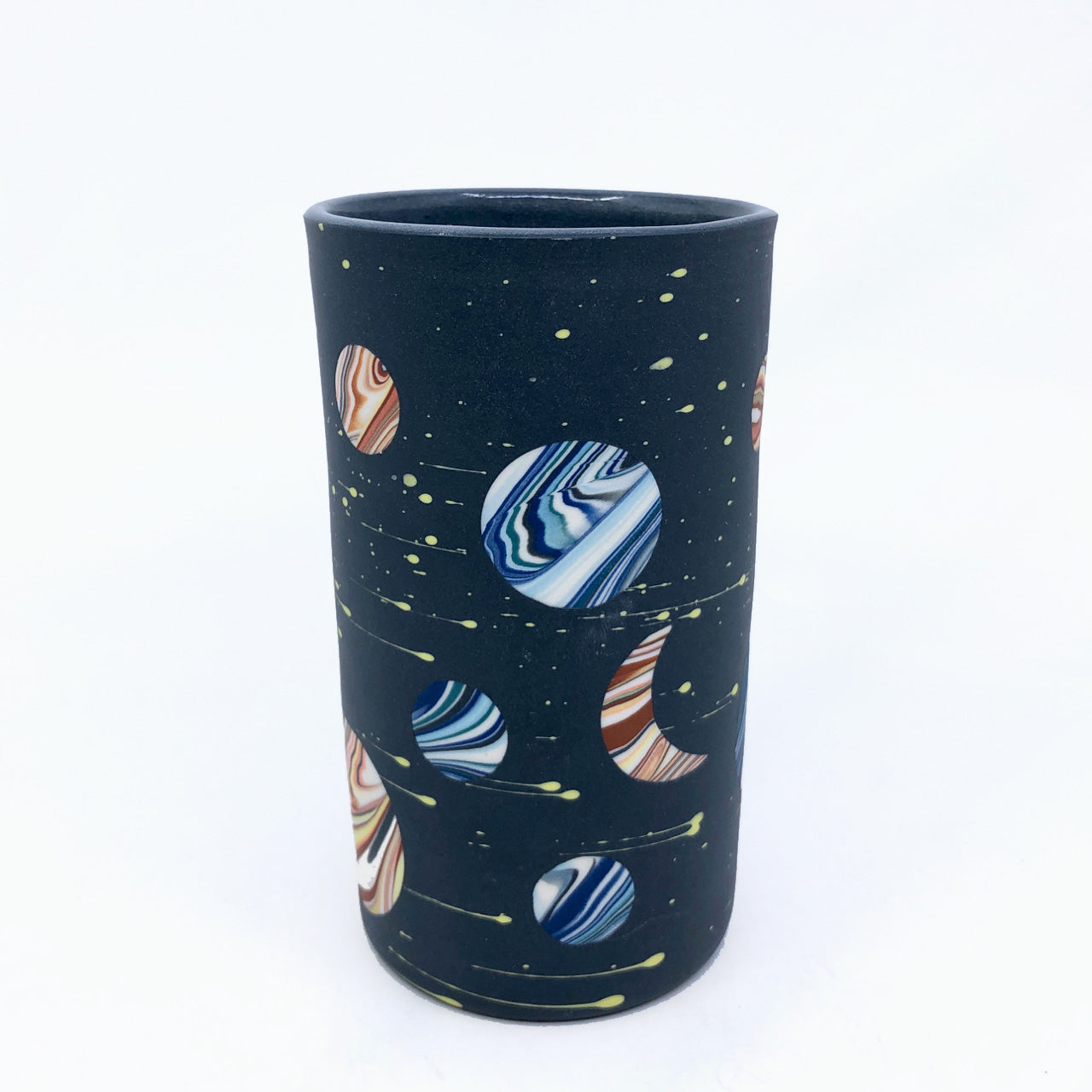 Small Galaxy Series Column Vase