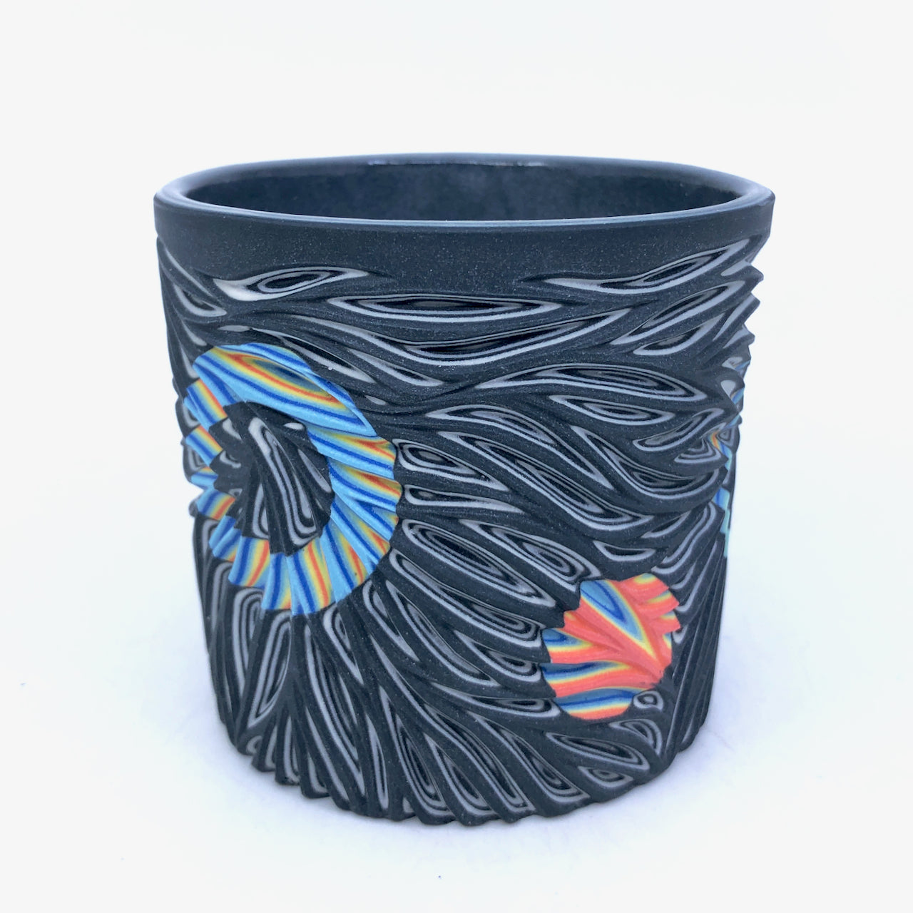 "Black Holes ""Hybrid"" Carved Tumbler"