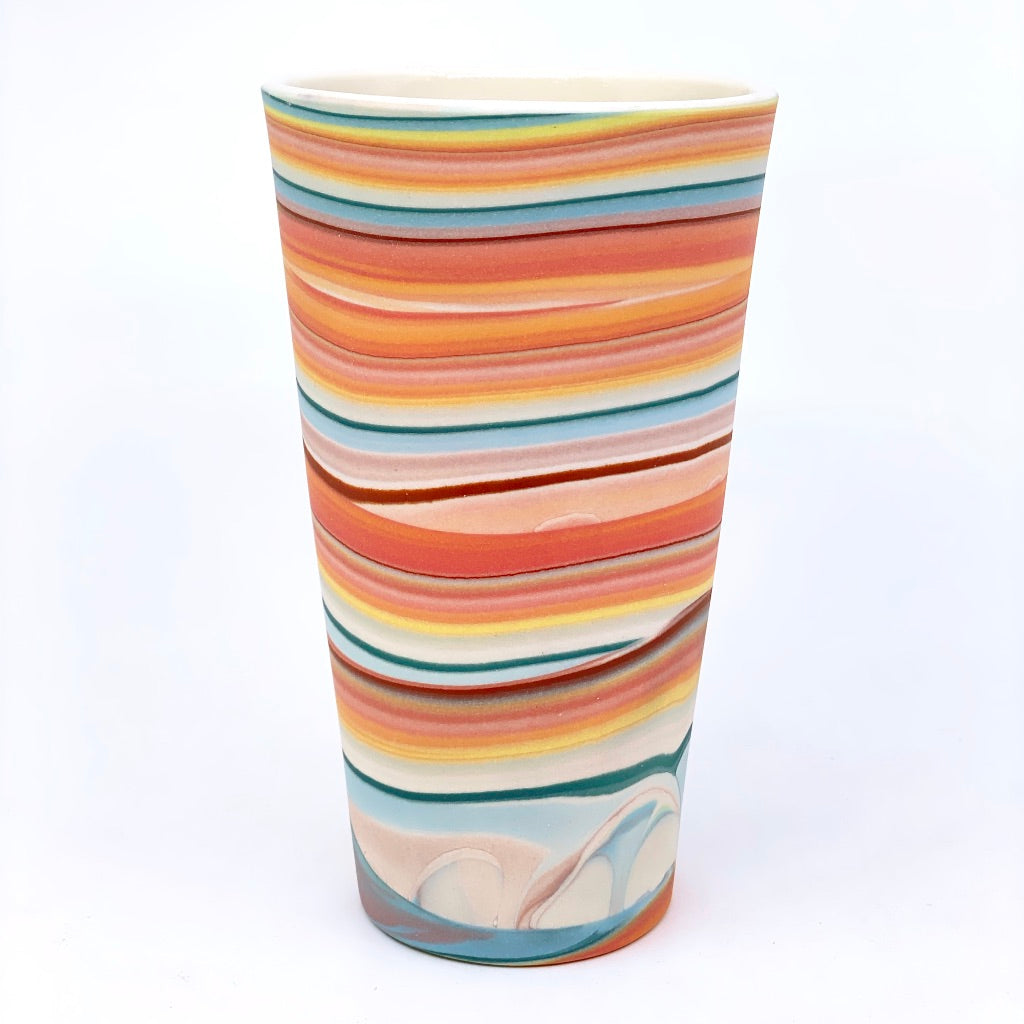 **Preorder**  2020 Rainbow Strata Pint (ship ~1 month from order)