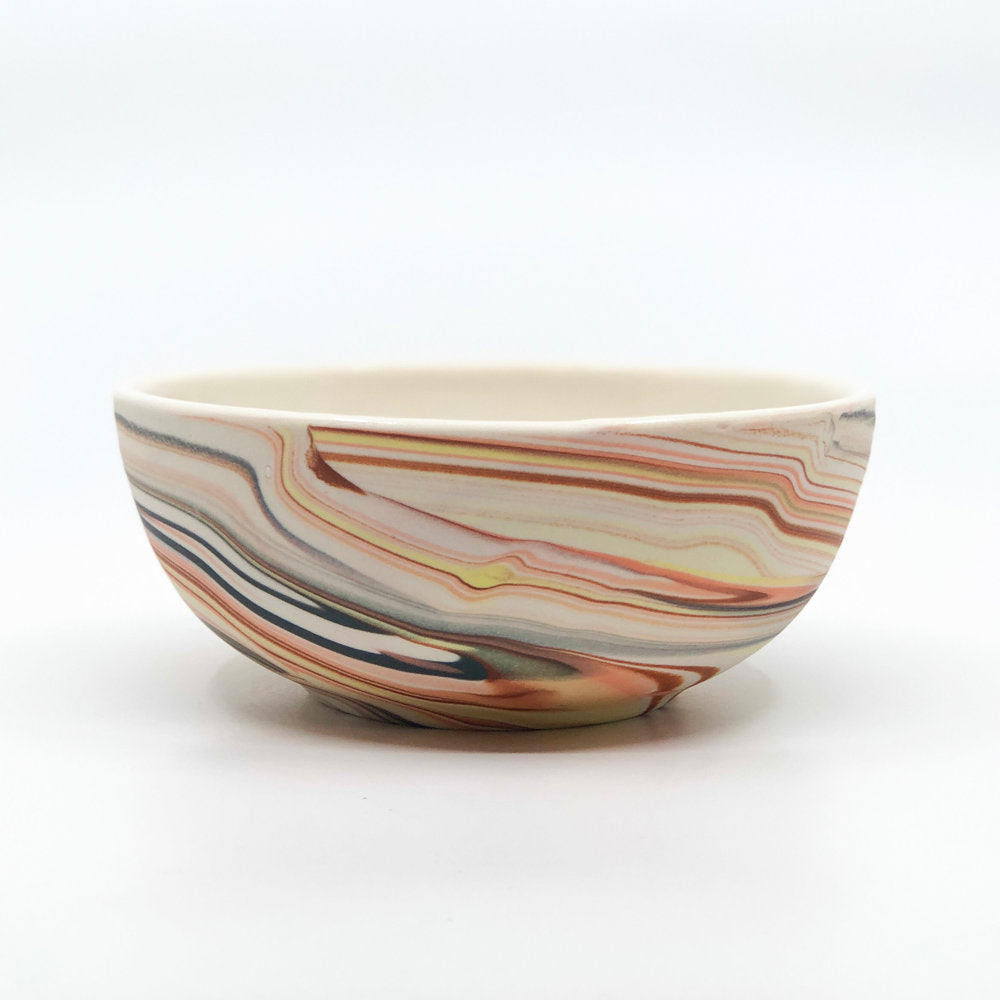 **Preorder** Desert Strata Soup Bowl (ship by early to mid-March)