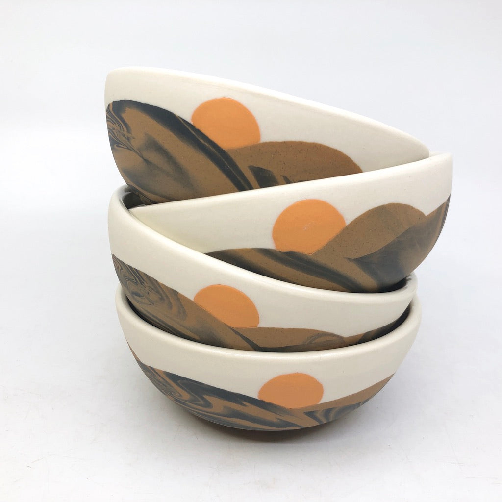 *Preorder* Day Dunes Medium Soup Bowl