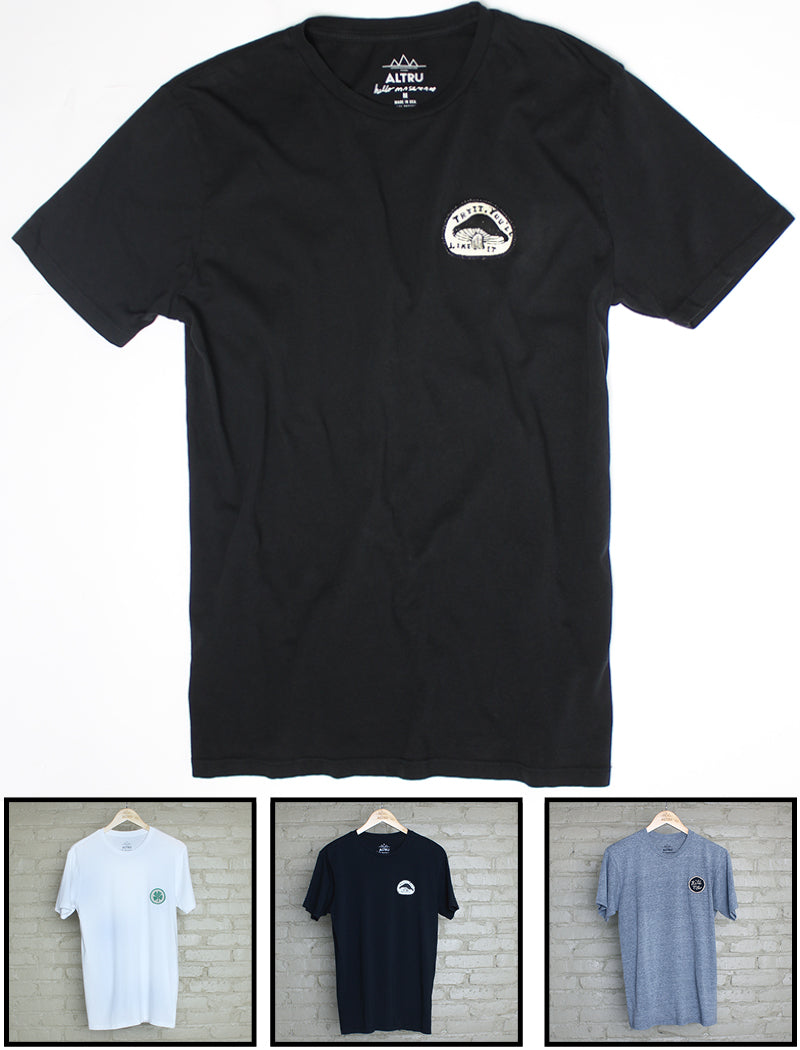 Mason McFee maseman patch t-shirts