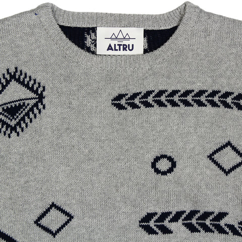 Altru Apparel Over the Hills Sweater detail