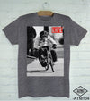 Altru Apparel Monkey on the Bike T-Shirt