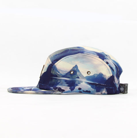 Altru Apparel LIFE Reflections Cap details 1