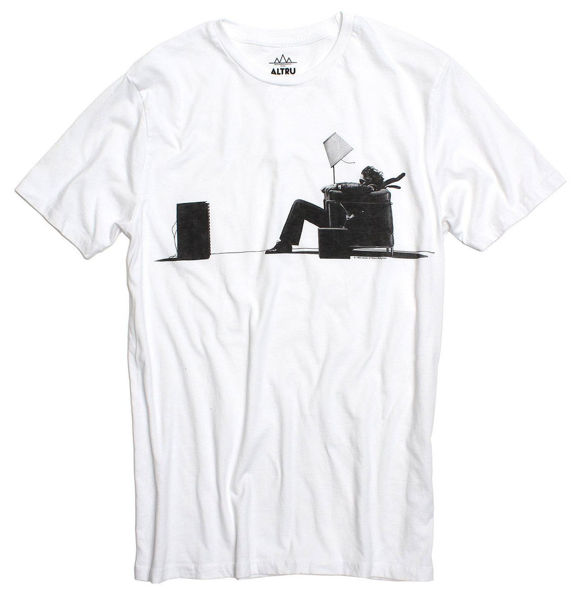 Maxell blown away t-shirt maxell couch guy