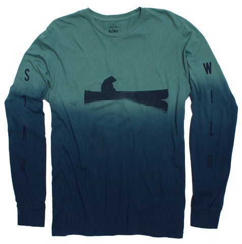 Altru Apparel Up a Creek long sleeve shirt