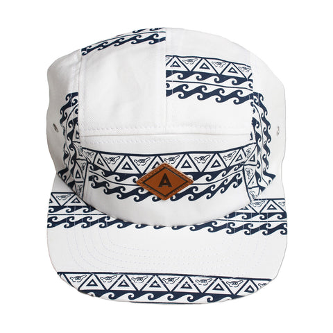 Altru Apparel Waves 5 Panel Cap