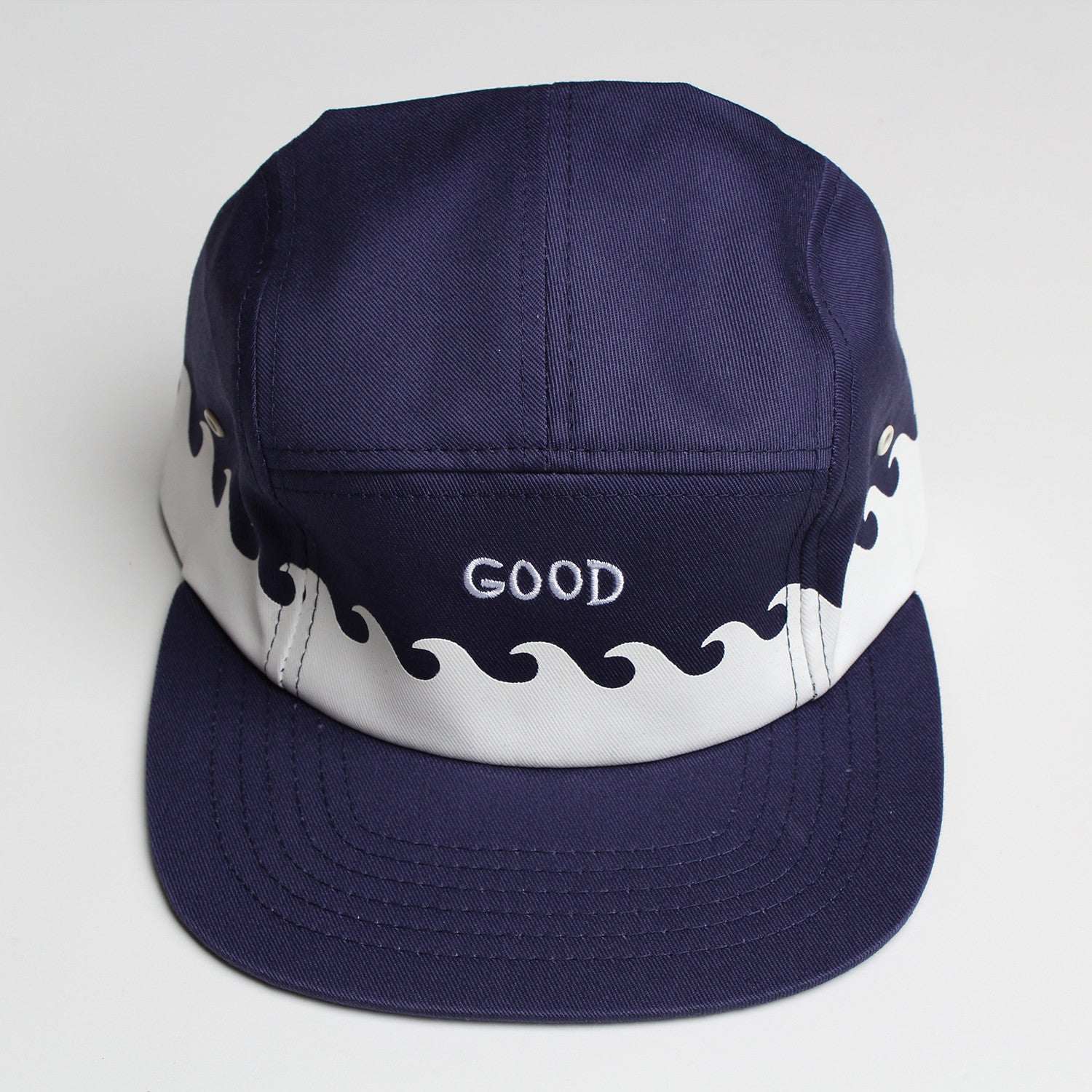 LUKE PELLETIER Good Waves 5 Panel Cap