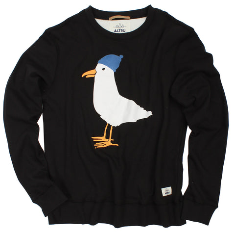 Altru Apparel SEAGULL Loop Terry Crew Neck sweatshirt