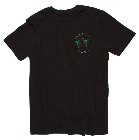 Altru Apparel Take It Easy Hammock Embroidery Tee