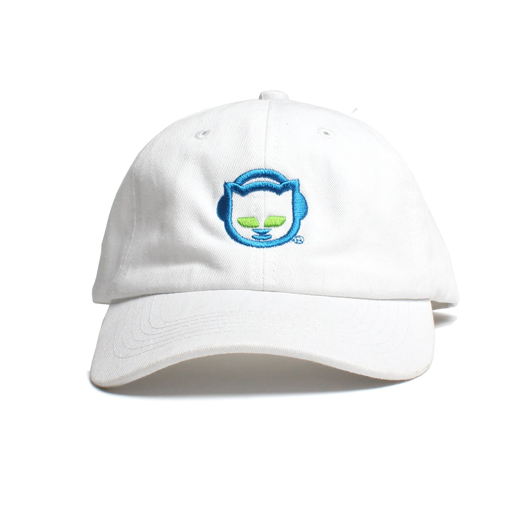 Altru Apparel Napster Logo Embroidered  cap front