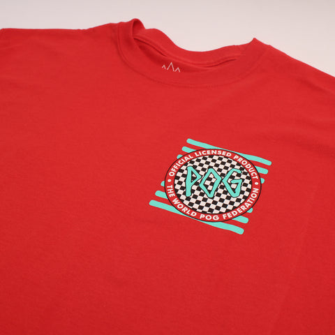 Pogs Checkered  L/S T-shirt by Altru Apparel