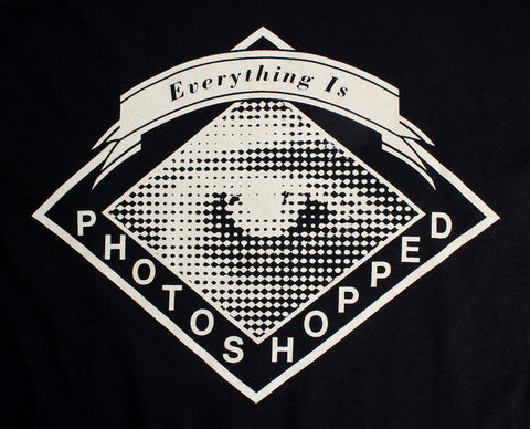 Everything Photoshopped L/S T-shirt by Altru Apparel