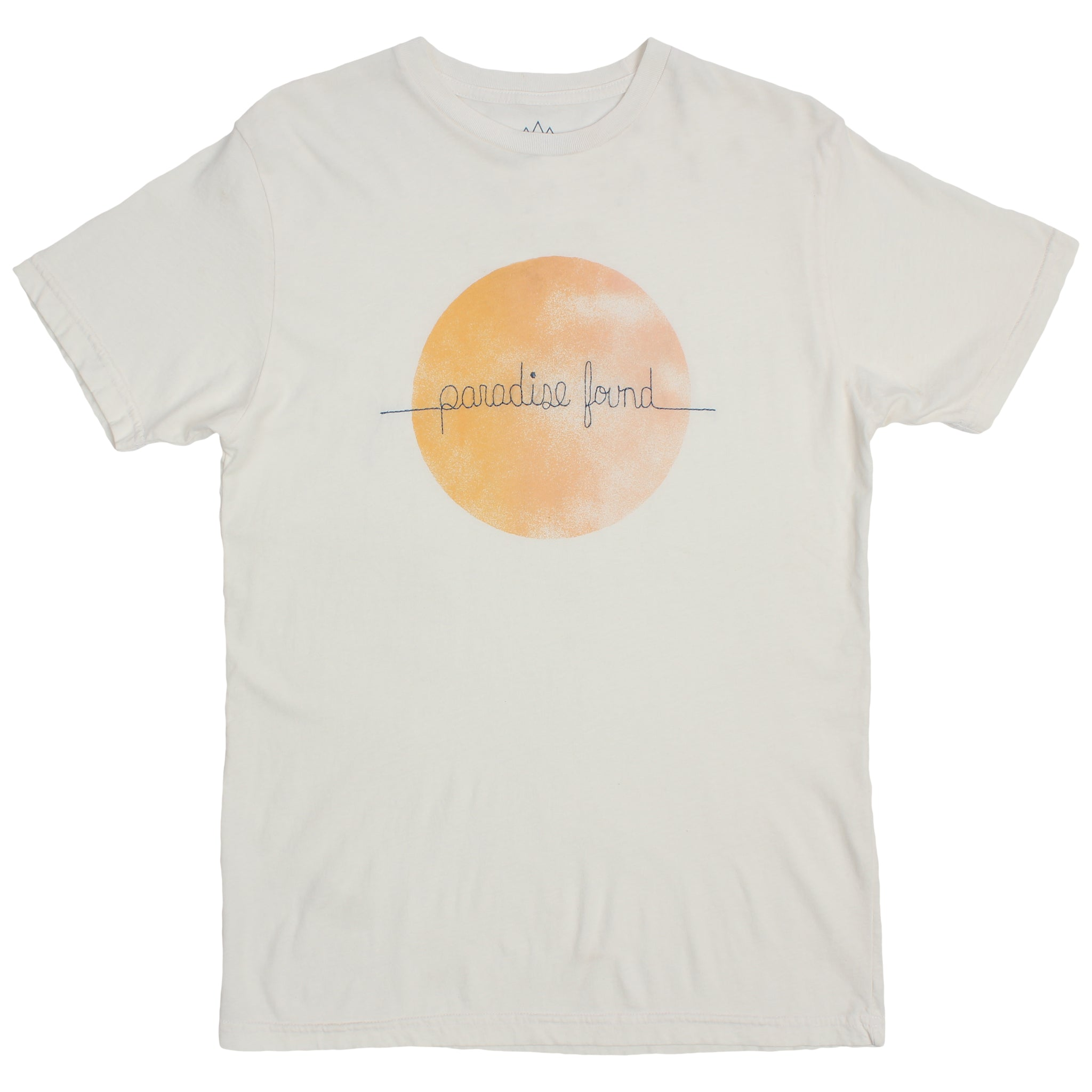 Paradise Found Embroidery T Shirt By Altru Apparel