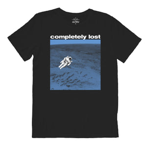 Completely Lost graphic tee by Altru Apparel (L Sold Out)