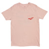 Good Times Only Gator, Pink Pocket Tee by Altru Apparel