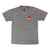 You Do You... do you?  A tri-blend gray graphic standard fit t-shirt.