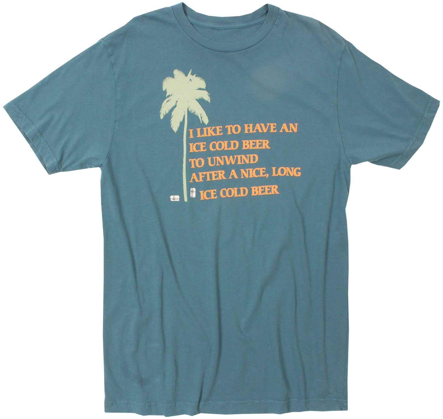 Unwind with an Ice Cold Beer graphic tee by Altru Apparel 900238de5ec