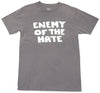 Enemy of the Hate mens grape graphic tee by Altru Apparel front image