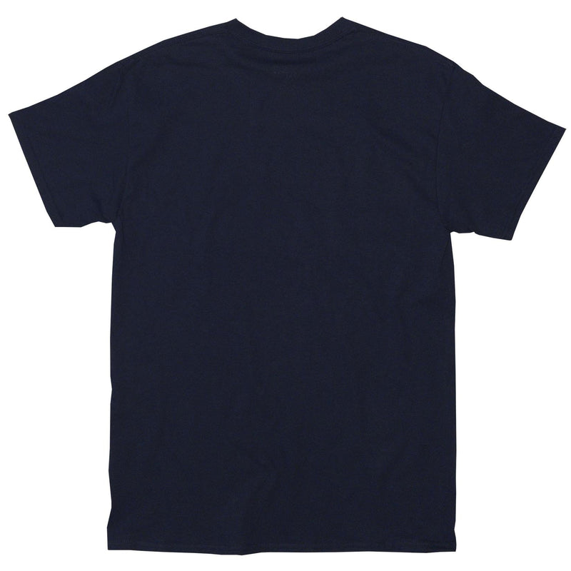 Space Floater NAVY graphic tee by Altru Apparel