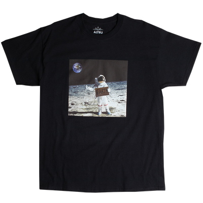 Altru Apparel Hitch a Ride moon tee