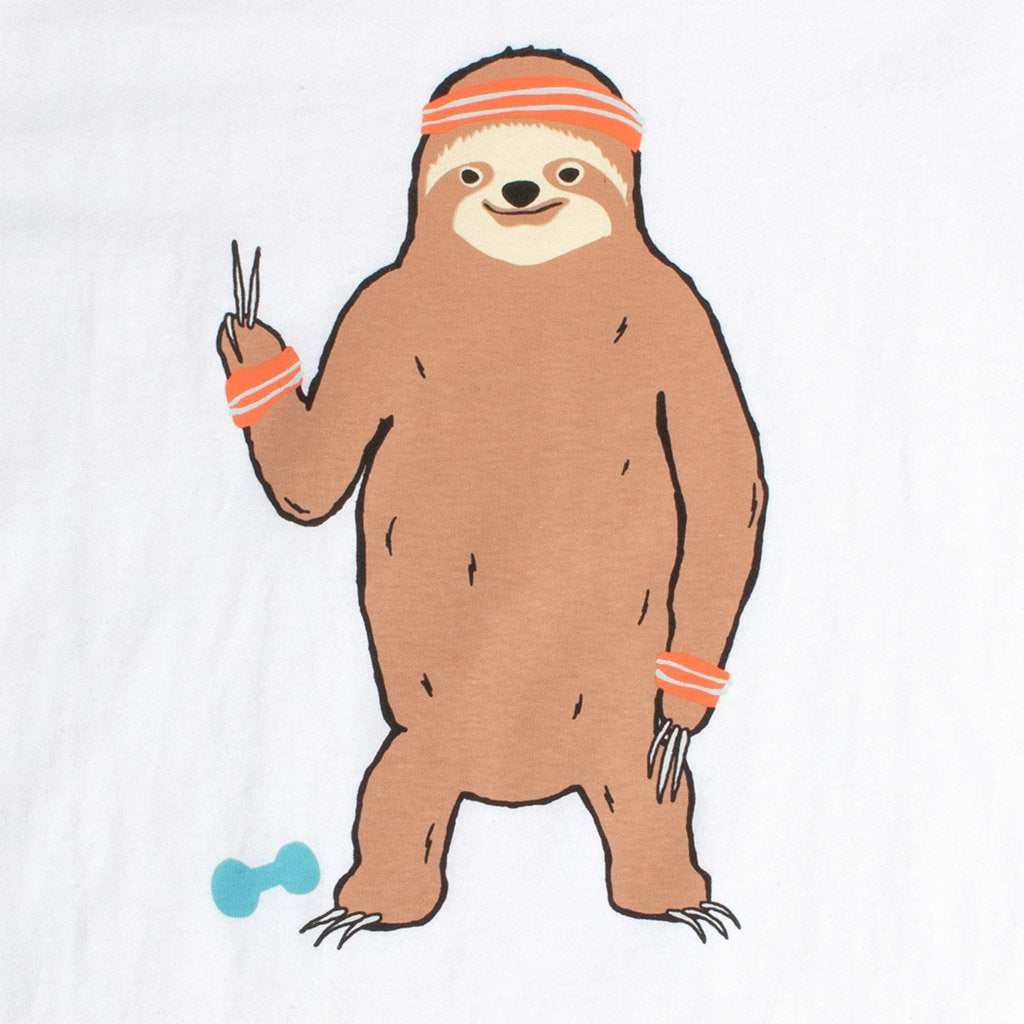 Altru Apparel Workout Sloth tee