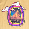 INTO THE DESERT FOR THE COLORS GRAPHIC TEE