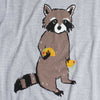 Taco Bandit Raccoon short or long sleeve graphic T-Shirt