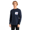 Altru Apparel Sail Graphic pocket long sleeve tee