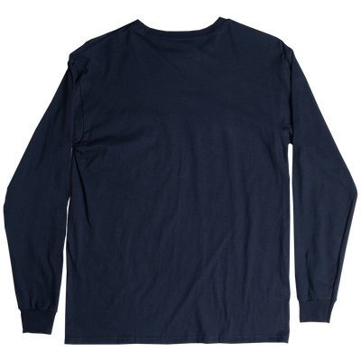 Sail Graphic Pocket Long Sleeve T-Shirt