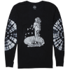 Altru Apparel Birth of Venus tie-dye elbows long sleeve tee