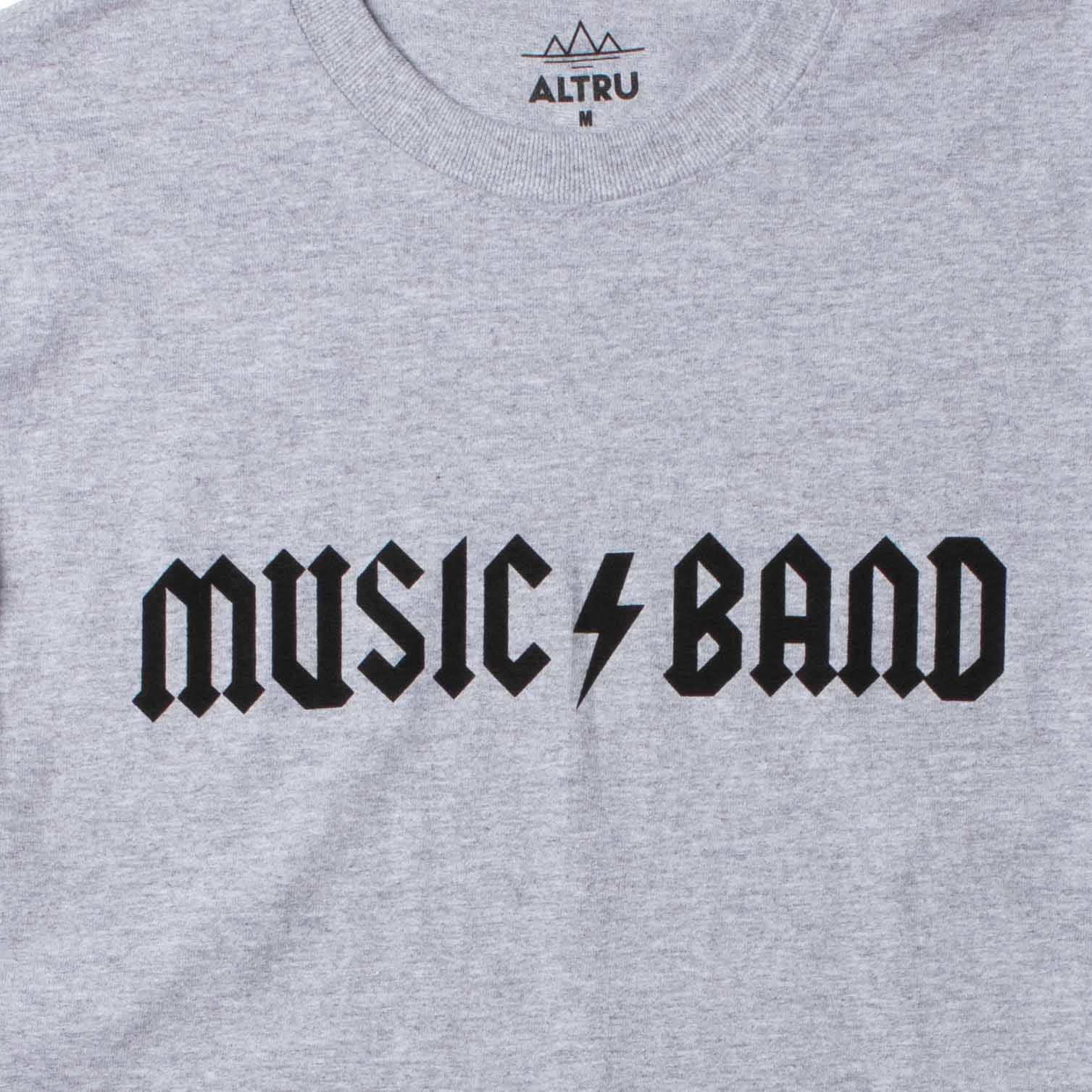 Altru Apparel Music Band tee