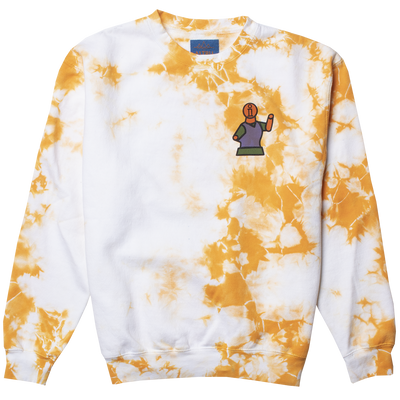 Altru Apparel Fourth Dimension Peace Flower graphic sweatshirt