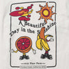 Beautiful Day Sun long sleeve graphic tee