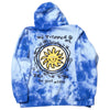 Altru Apparel We Tripped Tie-Dye Relaxed Fit Hoodie Sweatshirt