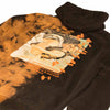 Botticelli Tie-Dye Relaxed Fit Hoodie Sweatshirt