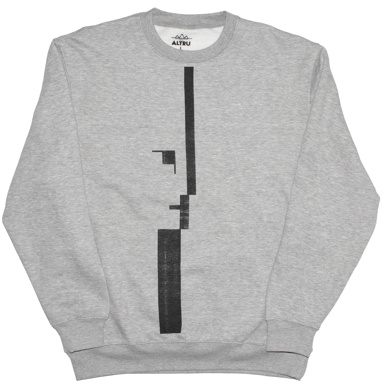 Bauhaus graphic sweatshirt