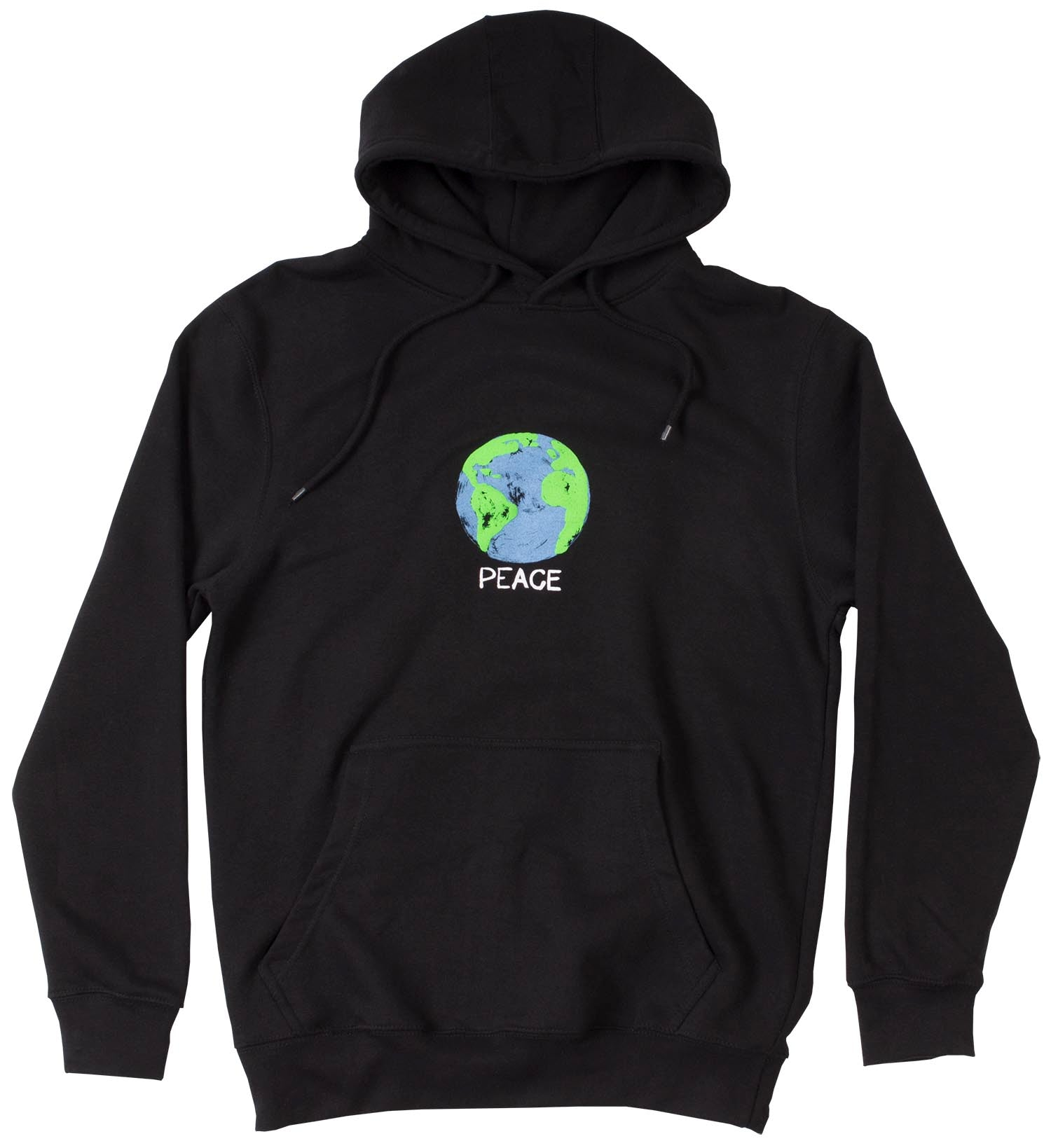 World Peace Hoodie by Altru Apparel