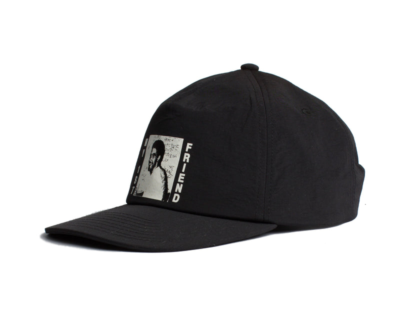 My 1st Friend Tom, Myspace Black Cap