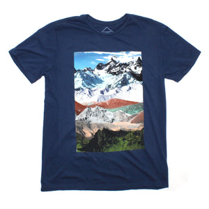 Multi Mountain Color Scape (S,M & XL Only)