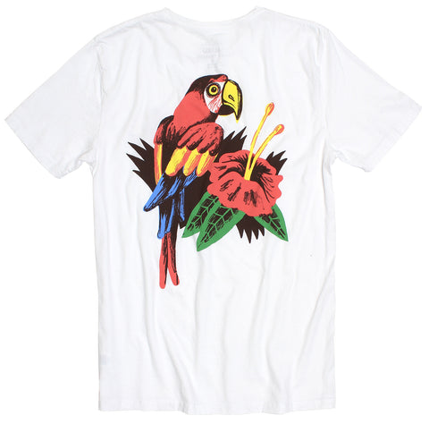 Altru Apparel LP Parrots T-shirt back